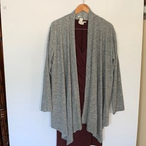 H.&M  gorgeous elegant soft cardigan sweater